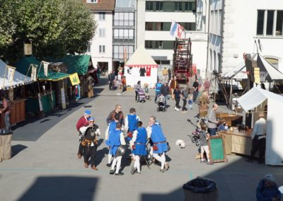 Mittelalterfest Zug